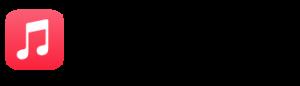 logo apple music black