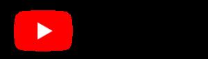 logo youtube black